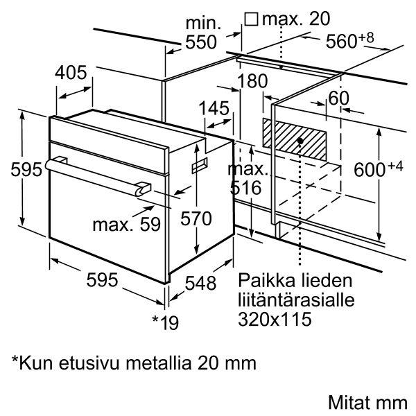 Bosch HEA23B121S2